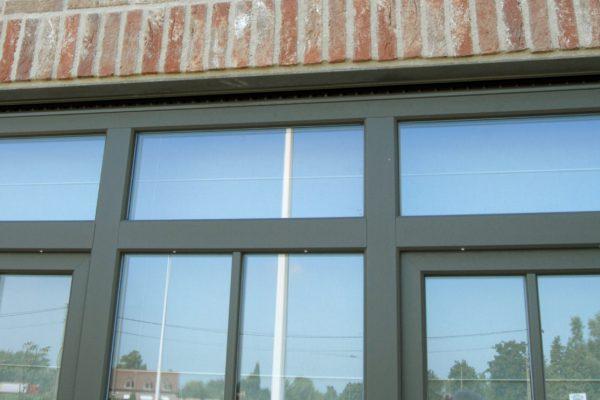 Accessoires ventilatierooster op ramen