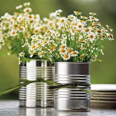 Inspiratiefoto voor lentedecoratie