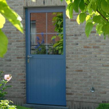 inliggende deurpanelen aluminium
