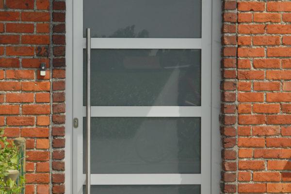deurpanelen volledig in glas