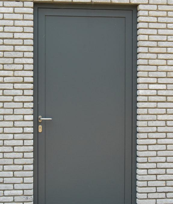 Alu deur accessoire Safety Pack