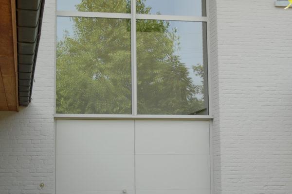 Aluline D72 aluminium deur van Timmerman