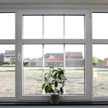 hoog-isolerende profielreeks pvc ramen