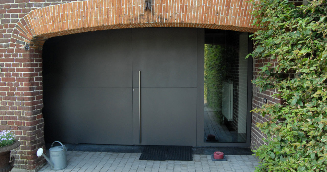 Stabiel en strakke aluminium deuren van Timmerman