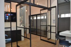 binnendeuren aluminium steellook